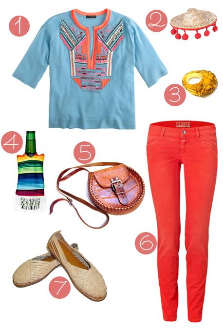 27f022f23f9 What to Wear – Cinco de Mayo – Styled by Jess