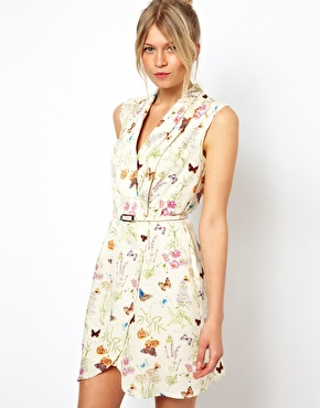 asos-oasis-butterfly-wrap-dress