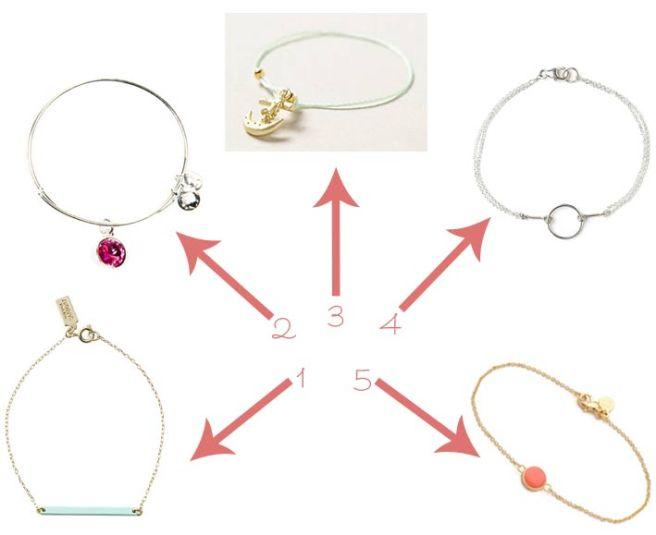 Delicate-bracelets