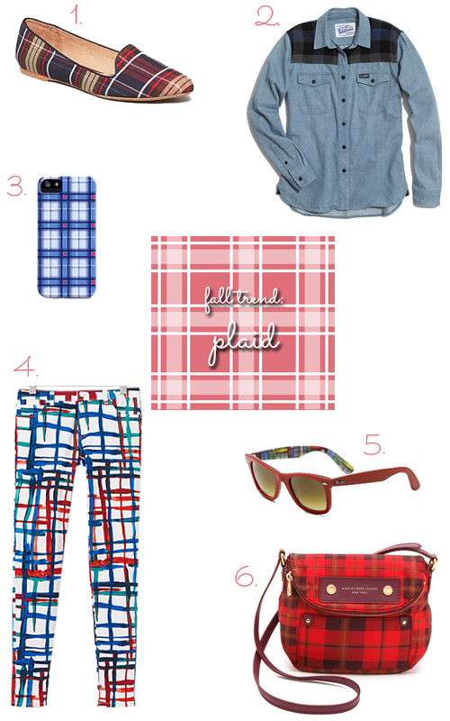 Fall-trend-plaid