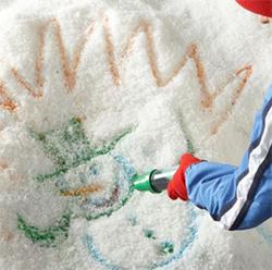 snow-paints