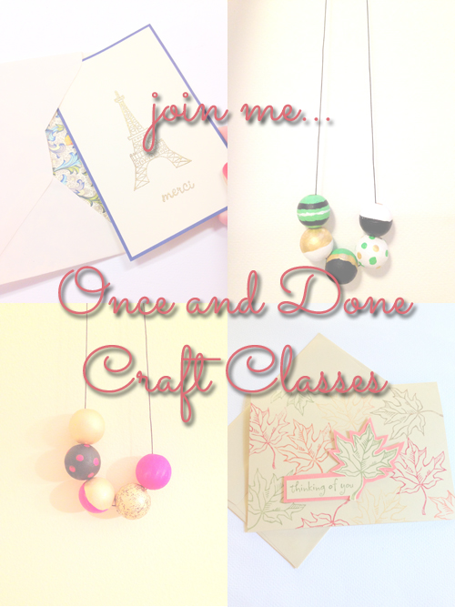 Craft-classes