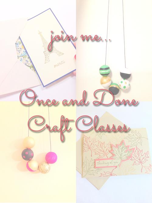 Craft-classes