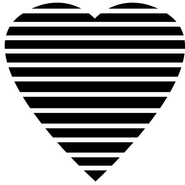 Madewell-heartbeat-shirt-Iron-on