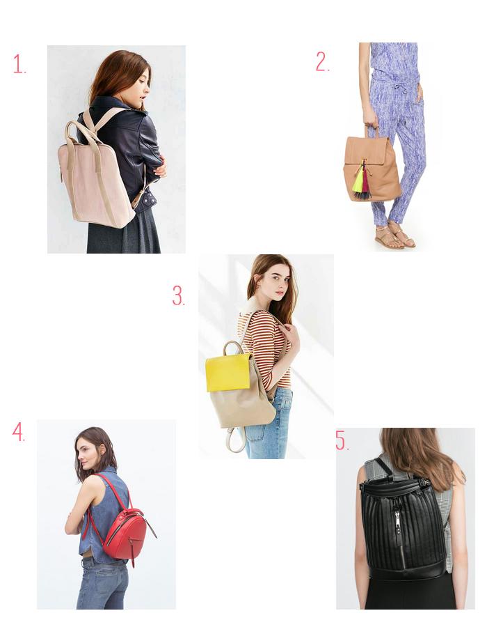 Fashionable-backpacks