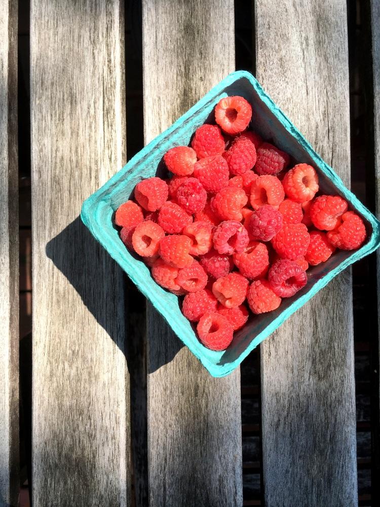 raspberry-picking